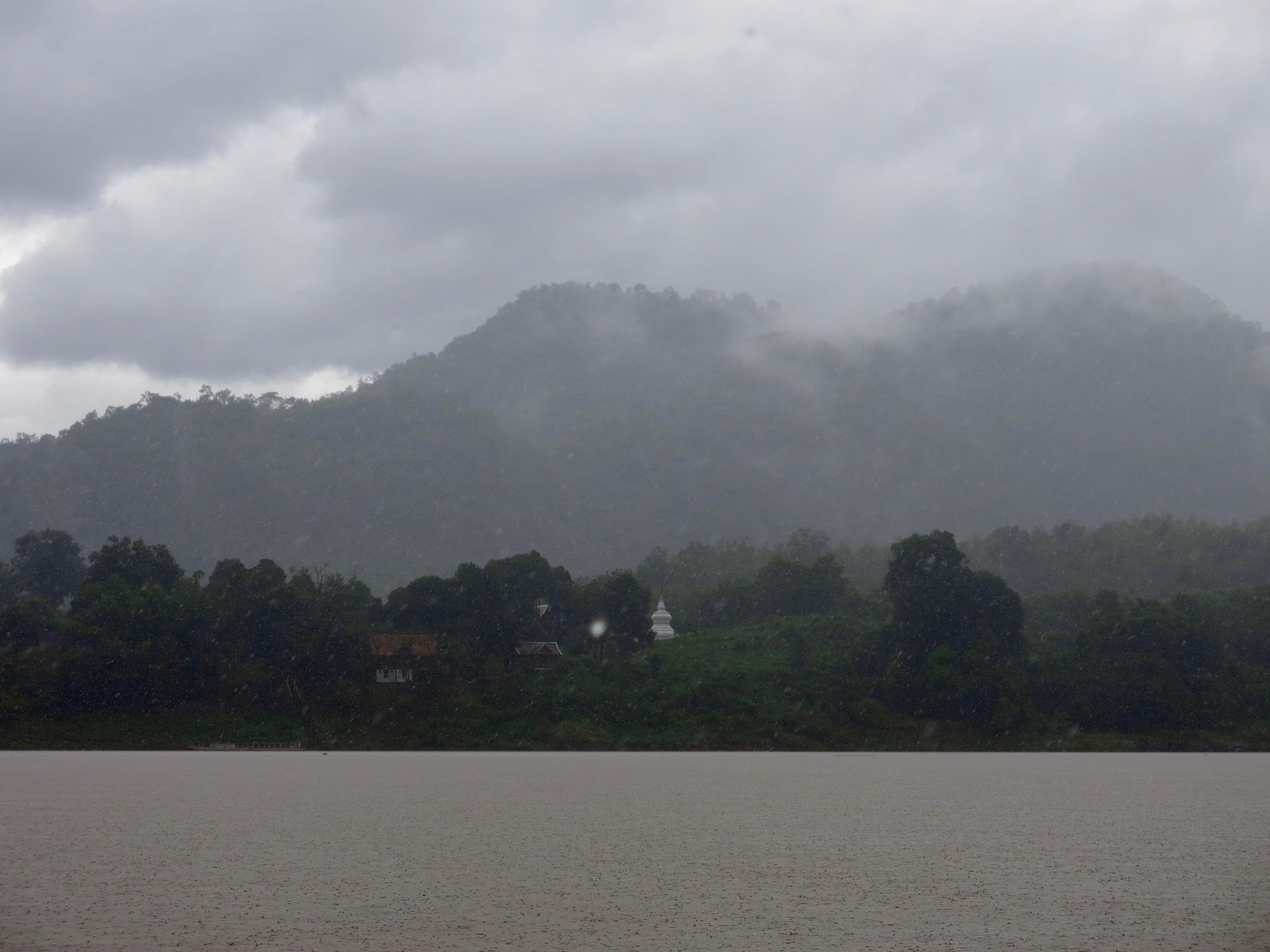 Mekong drifting...