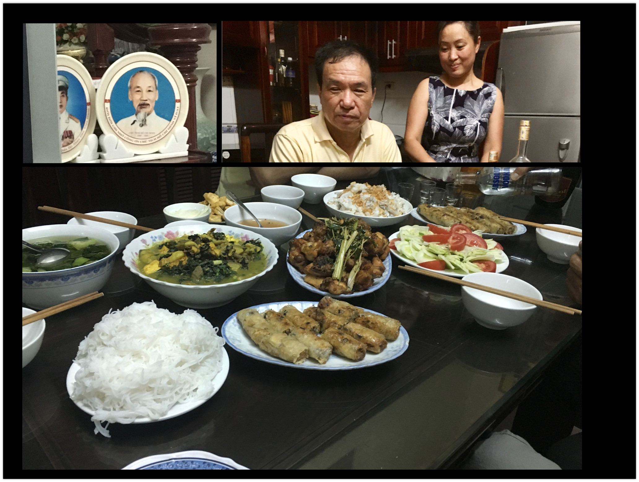 home-cooked in Hanoi