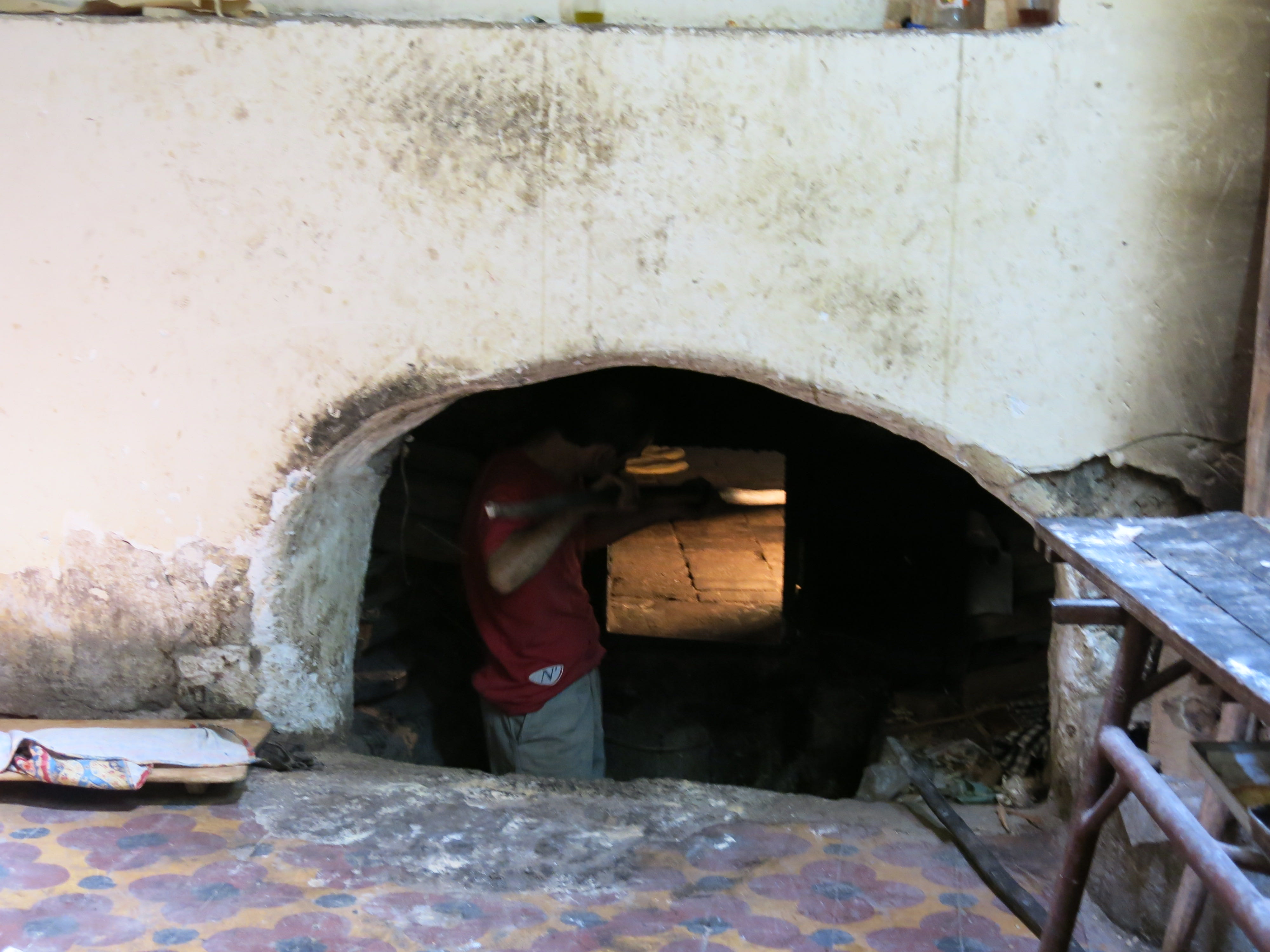 communal oven